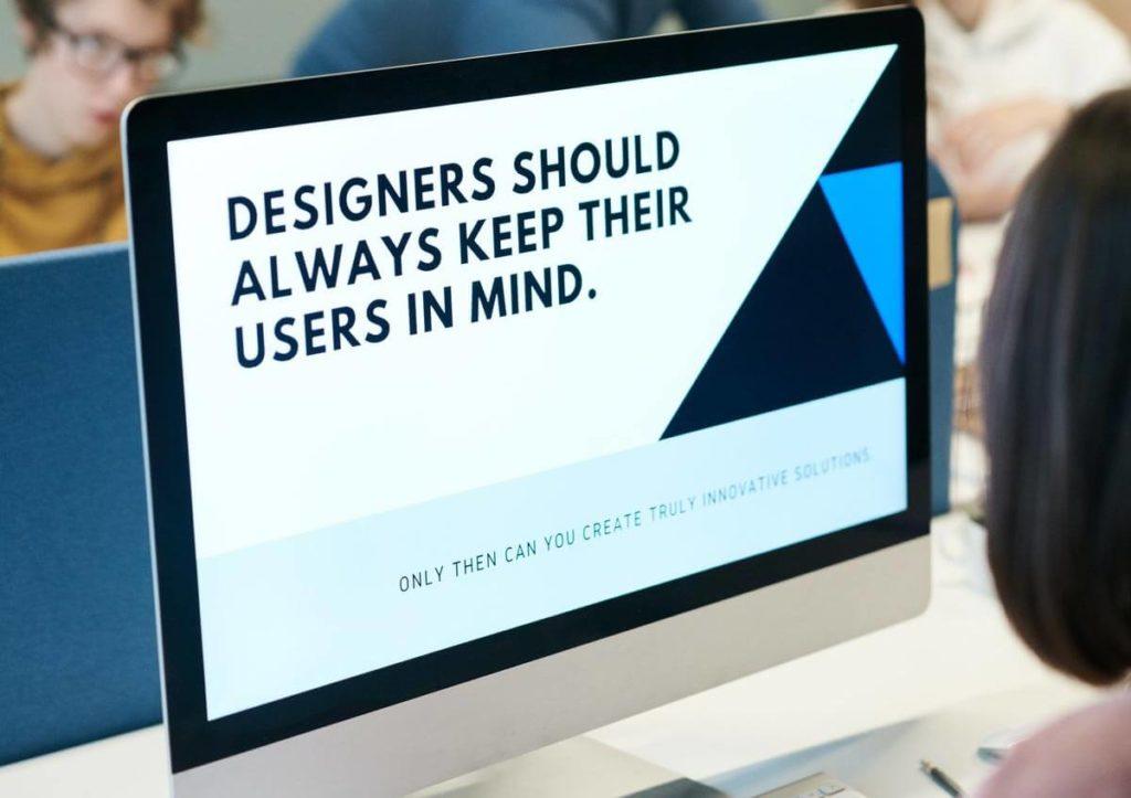 Webdesign 1 Bureau G